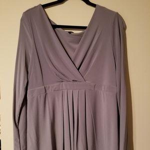 Daisy Fuentes -  Tunic blouse - XL - NWOT